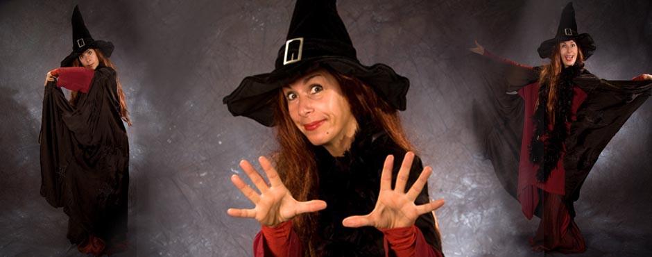 Zauberin Nadja