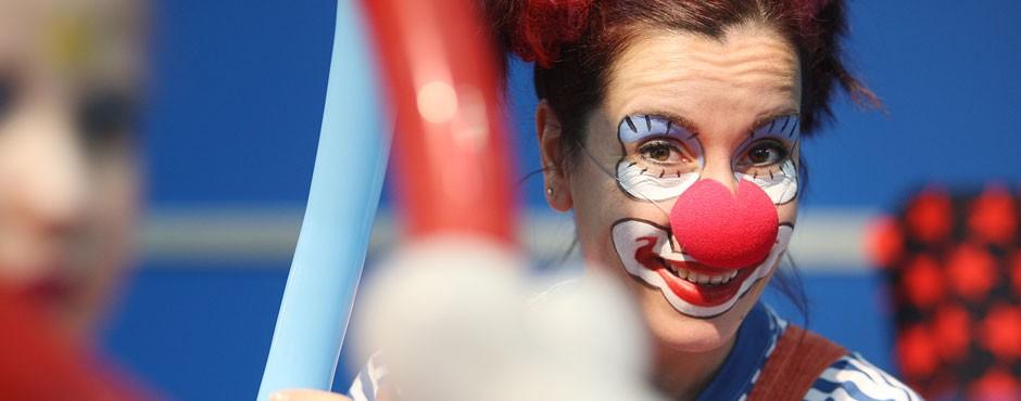 Clown Natscha