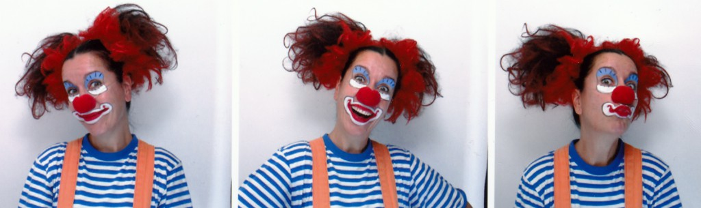Clown Portrait 2